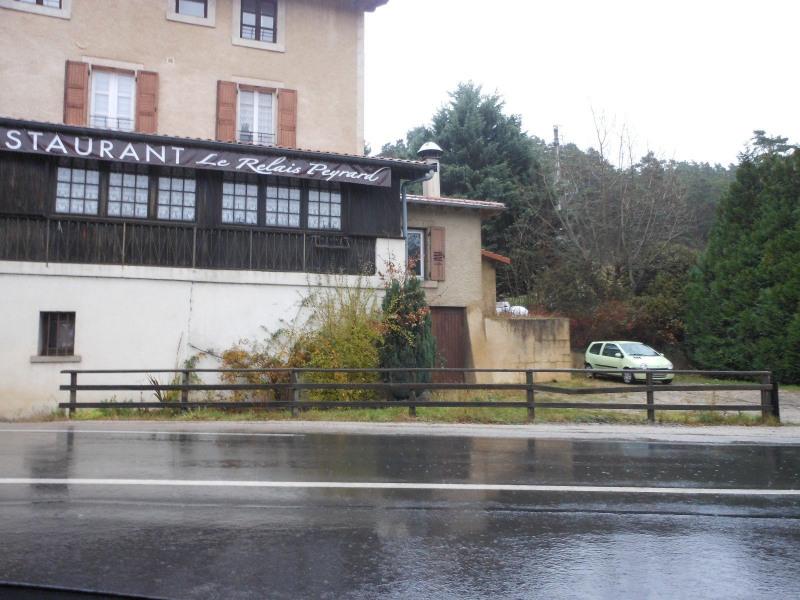 Sale building St germain laprade 85600€ - Picture 1