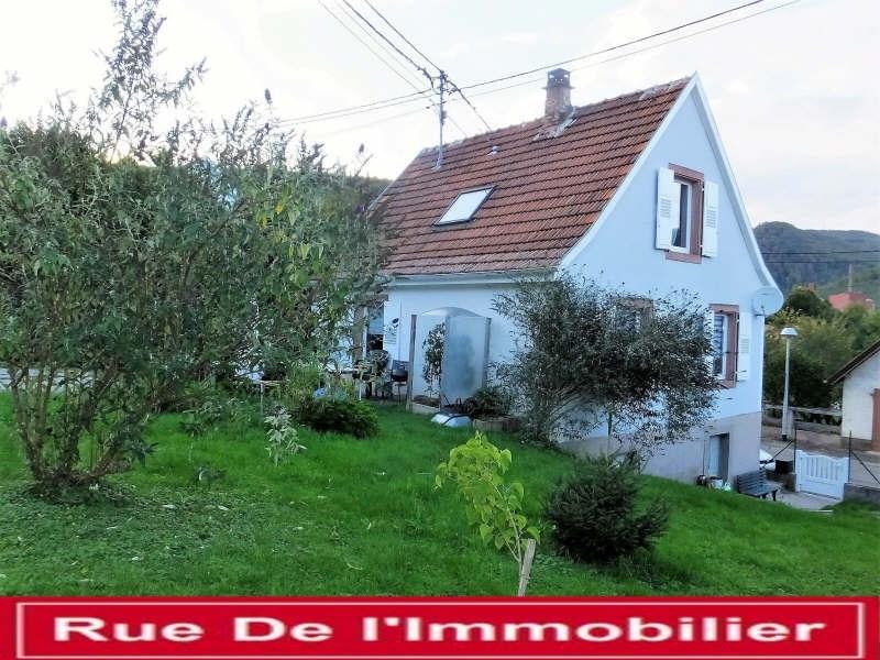 Sale house / villa Niederbronn les bains 141000€ - Picture 1
