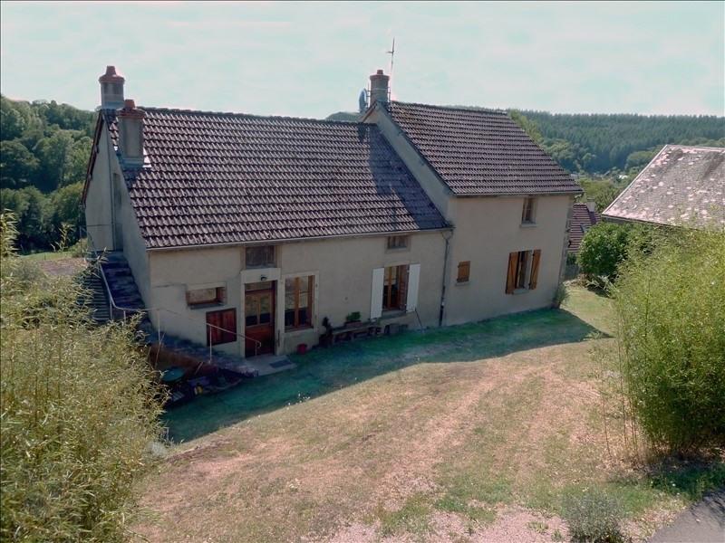 Sale house / villa Precy sous thil 159000€ - Picture 1