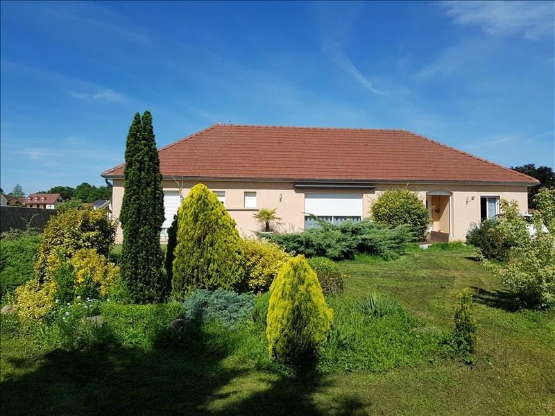 Vente maison / villa Aiserey 289300€ - Photo 2