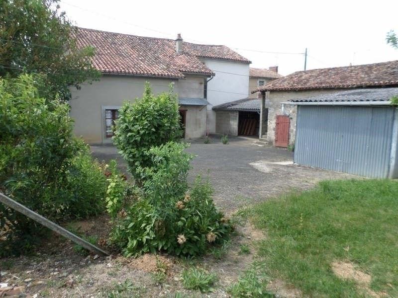 Vente maison / villa Verrieres 49500€ - Photo 1