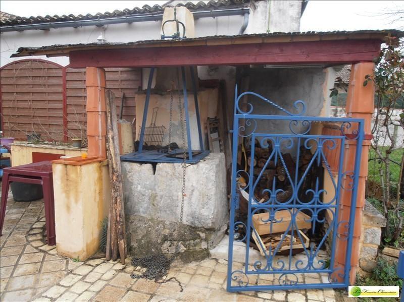 Vente maison / villa Ruelle sur touvre 123000€ - Photo 6