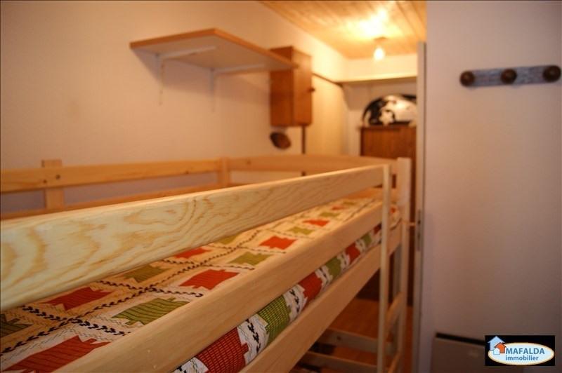 Rental apartment Mont saxonnex 480€ CC - Picture 7