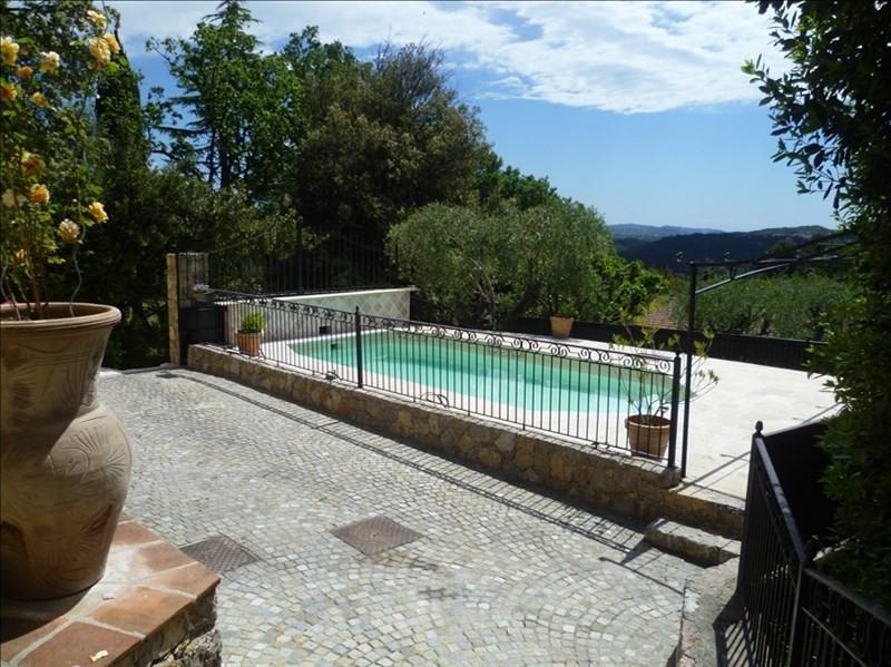 Vente de prestige maison / villa Speracedes 645000€ - Photo 8