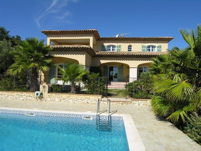 Life annuity house / villa Les issambres 800 000€ - Picture 1