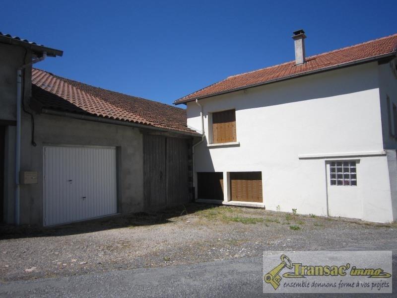Vente maison / villa Arconsat 38500€ - Photo 2