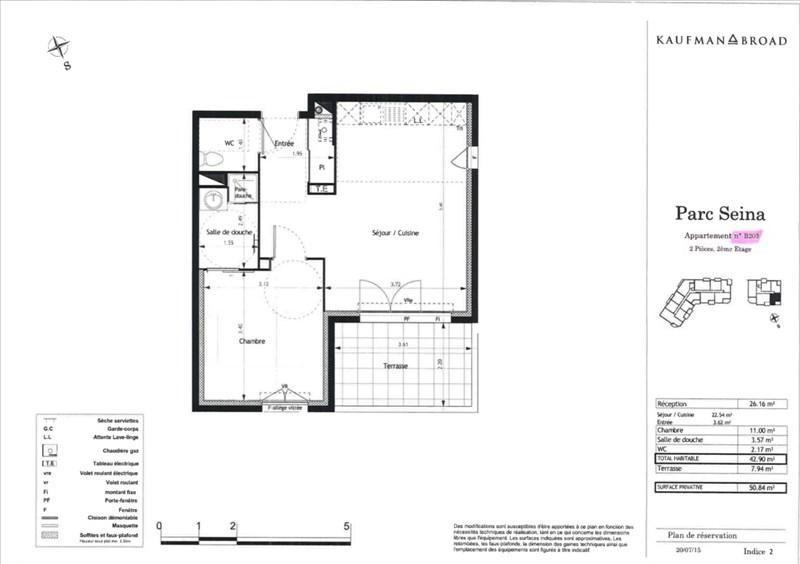 Locação apartamento Seyne sur mer 655€ CC - Fotografia 6