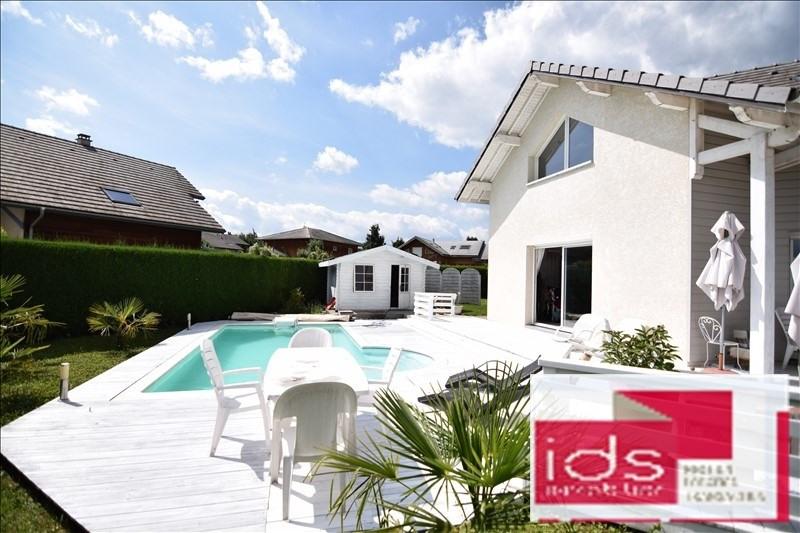 Verkauf von luxusobjekt haus La ravoire 590000€ - Fotografie 1