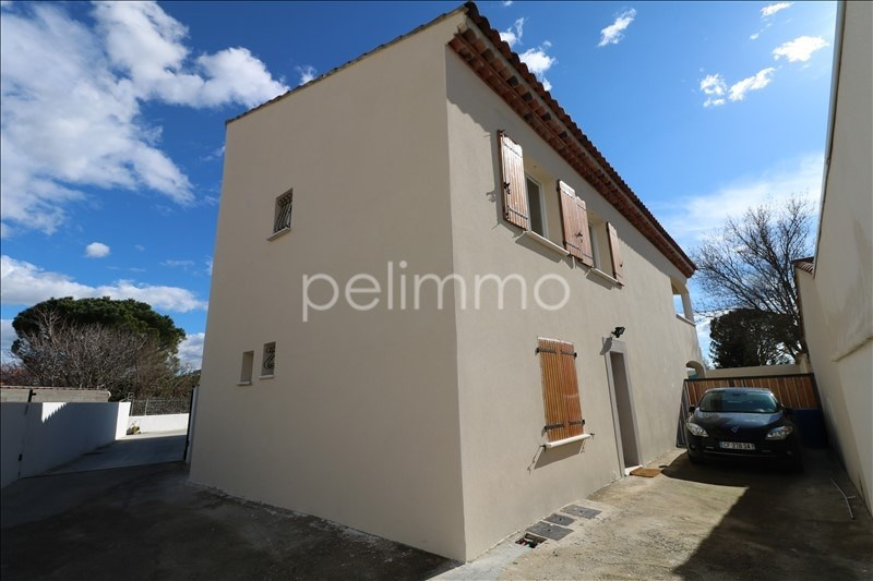 Vente maison / villa Pelissanne 299000€ - Photo 1