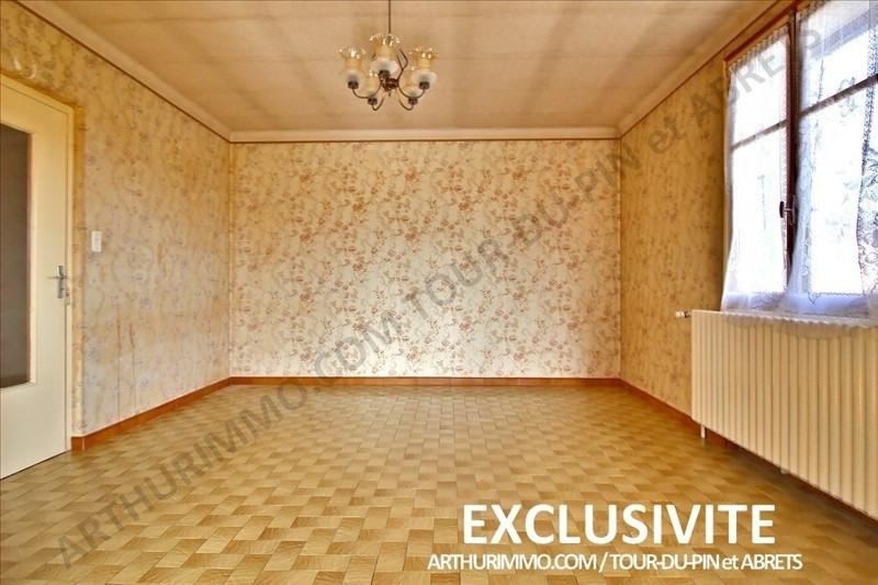 Sale house / villa Les abrets 169000€ - Picture 4