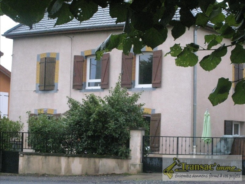 Sale house / villa Puy guillaume 149 526€ - Picture 1