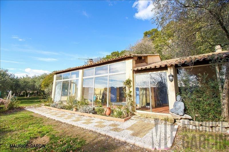 Vente maison / villa Le beaucet 399000€ - Photo 1