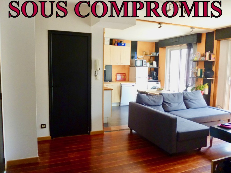 Sale apartment Nantes 135 000€ - Picture 1