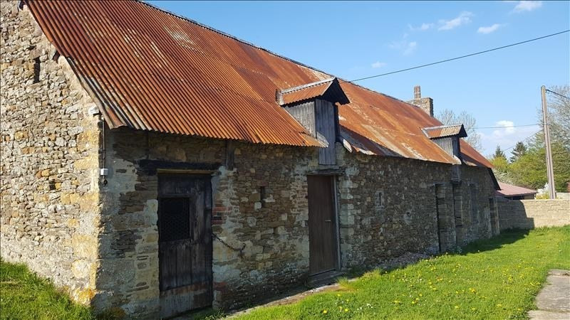 Produit d'investissement maison / villa Aunay sur odon 122000€ - Photo 1