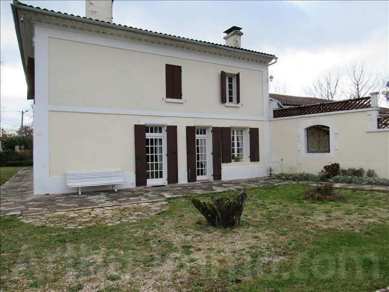 Sale house / villa Montpon menesterol 315000€ - Picture 2
