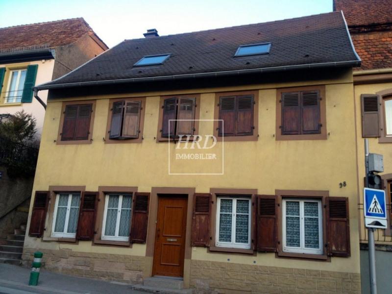 Sale building Wasselonne 240750€ - Picture 1