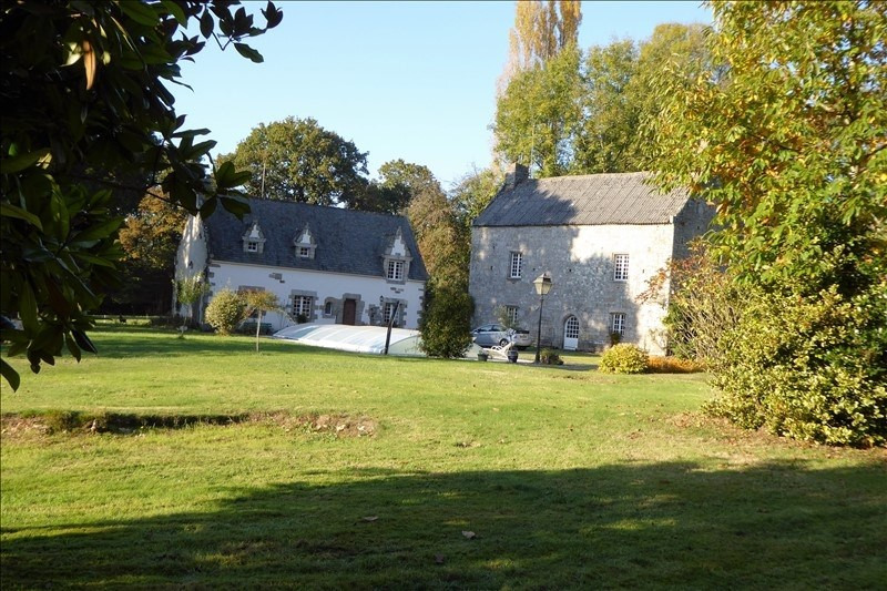 Vente maison / villa Quistinic 530 000€ - Photo 3