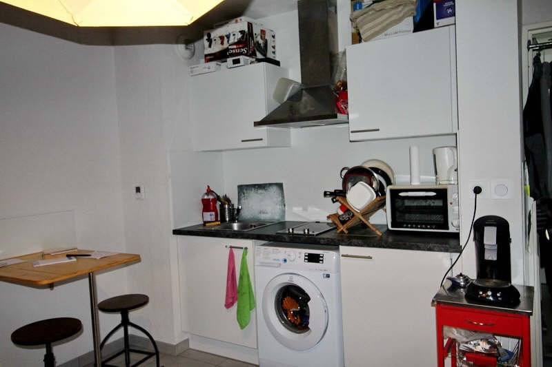 Sale apartment Nice 118000€ - Picture 5