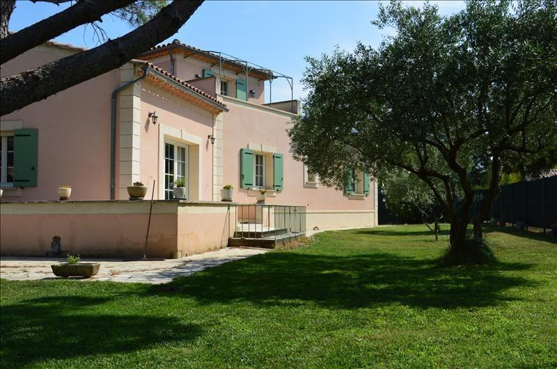 Verkoop  huis Pernes les fontaines 479000€ - Foto 10