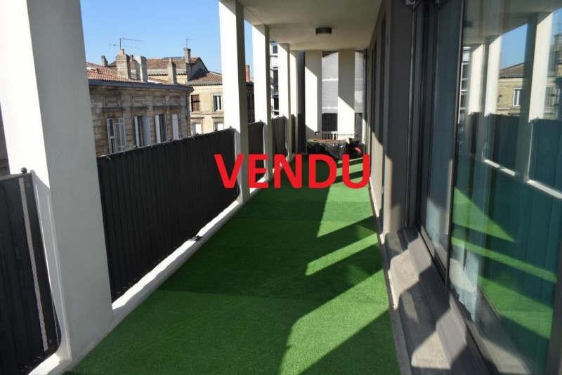 Sale apartment Bordeaux 265650€ - Picture 1