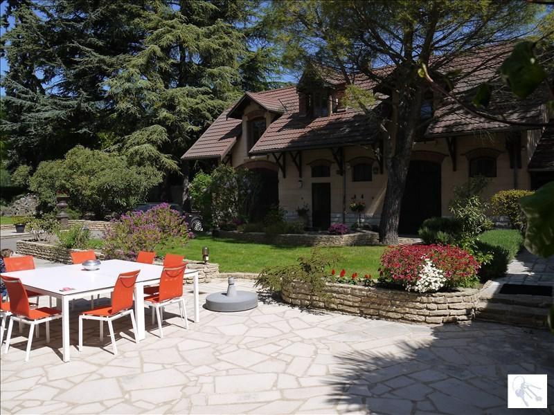 Immobile residenziali di prestigio casa Vienne 880000€ - Fotografia 3