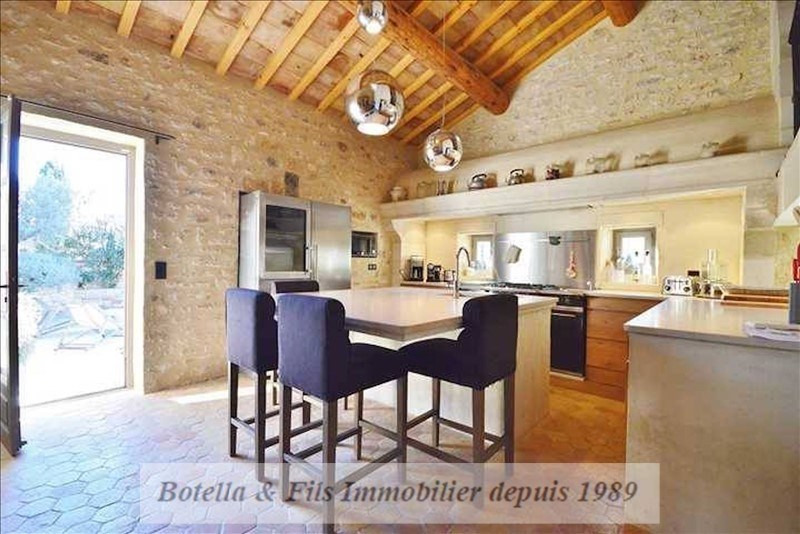 Deluxe sale house / villa Uzes 1 280 000€ - Picture 3