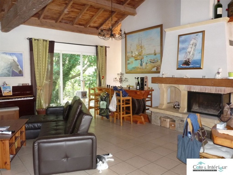 Vente maison / villa Grosbreuil 496000€ - Photo 4