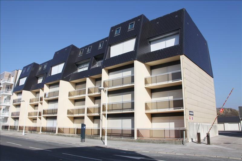 Vente appartement Fort mahon plage 153700€ - Photo 1
