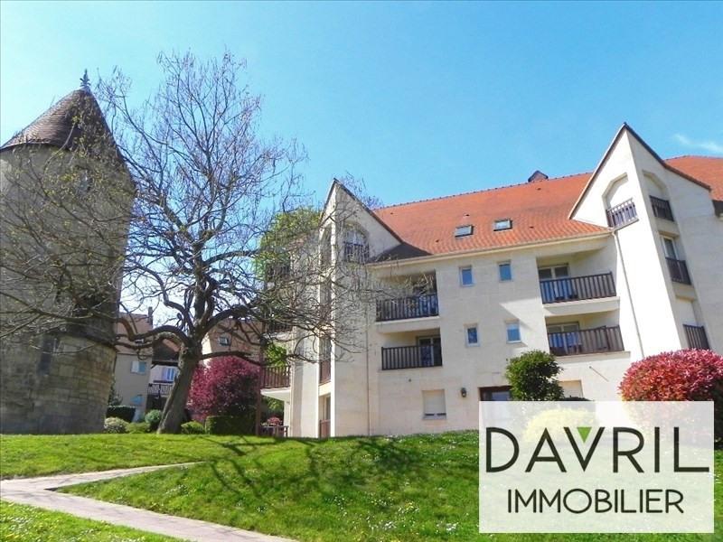 Revenda residencial de prestígio apartamento Andresy 239900€ - Fotografia 2