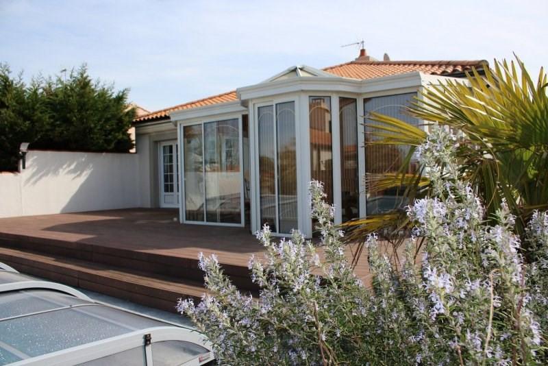 Vente maison / villa Chateau d olonne 499000€ - Photo 6