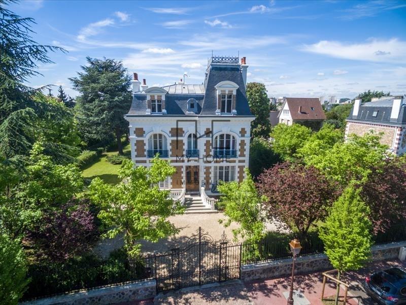 Immobile residenziali di prestigio casa Enghien les bains 1842000€ - Fotografia 1