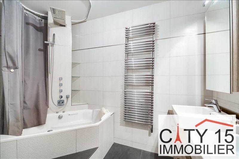 Vente de prestige appartement Paris 15ème 865000€ - Photo 6