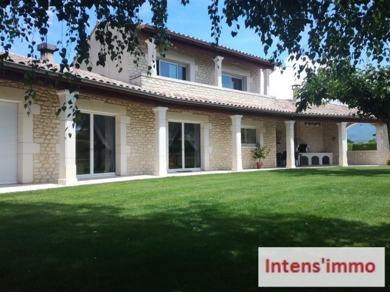 Vente de prestige maison / villa Montmeyran 610000€ - Photo 1