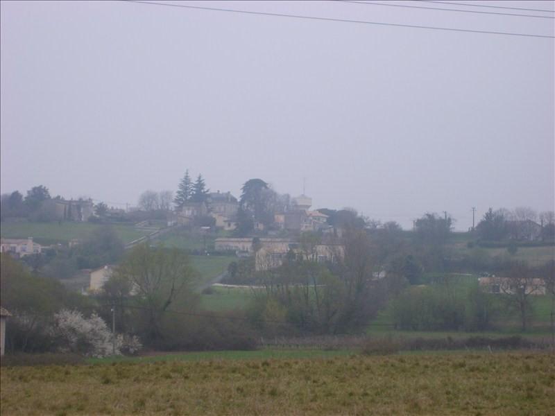 Vente terrain Villefranche de lonchat 24500€ - Photo 1