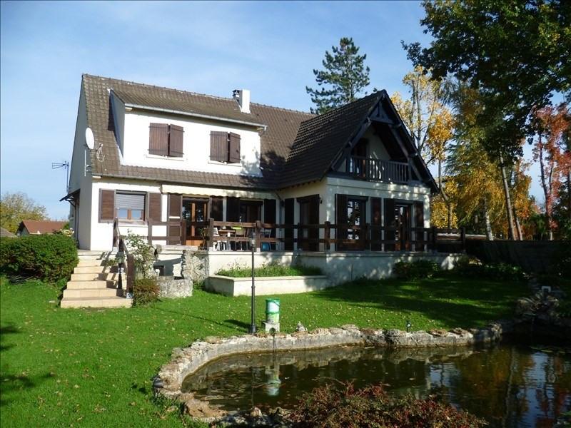 Sale house / villa Mouroux 365000€ - Picture 1