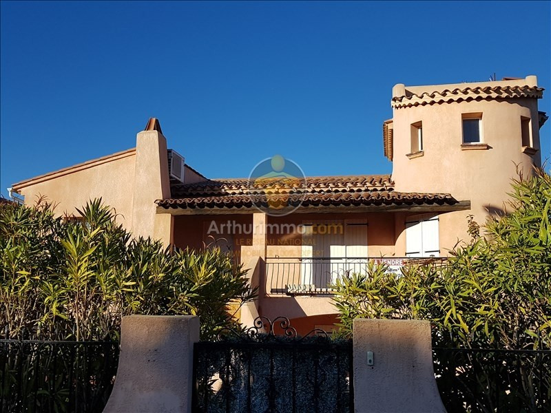 Sale apartment Sainte maxime 455 000€ - Picture 1