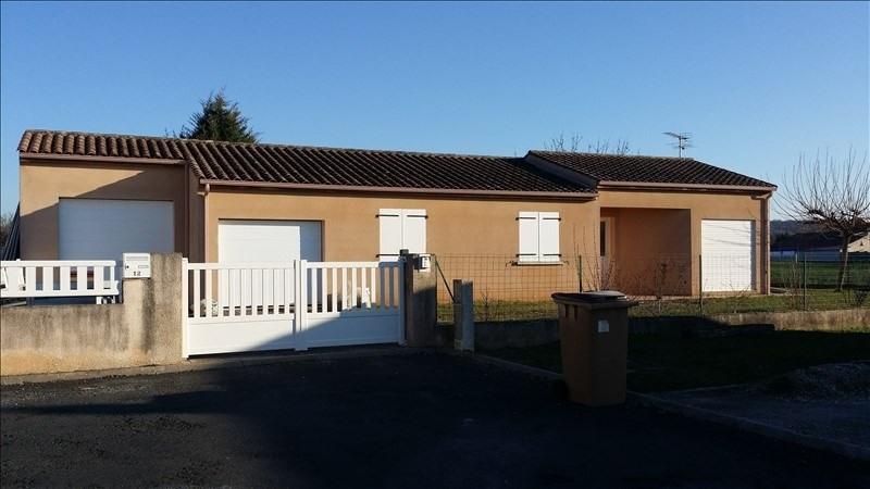 Vente maison / villa Lescure d albigeois 199000€ - Photo 1