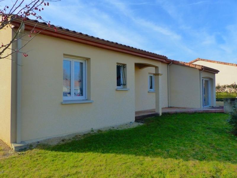 Vente maison / villa Iteuil 210000€ - Photo 2