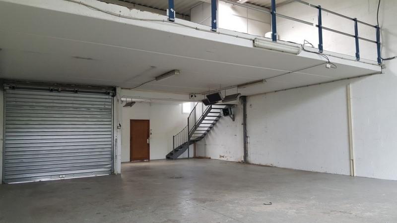 Location Local d'activités / Entrepôt Romainville 0
