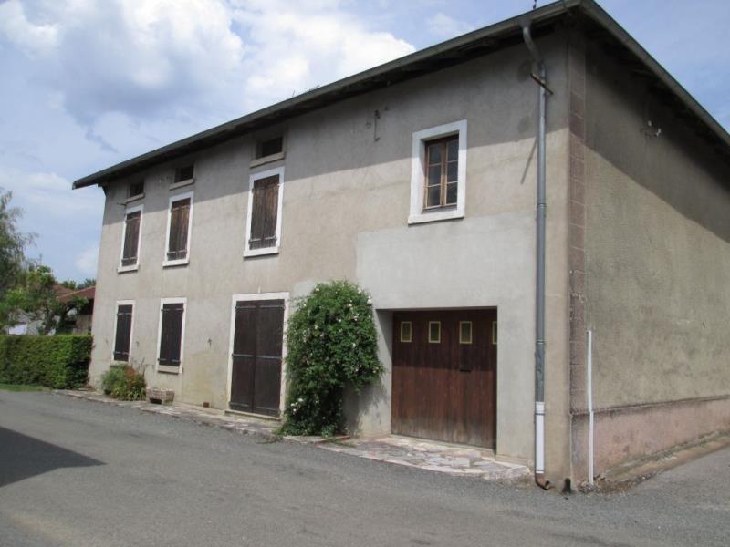 Vente maison / villa Saint trivier de courtes 158000€ - Photo 1