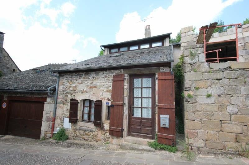 Sale house / villa Najac 75000€ - Picture 1