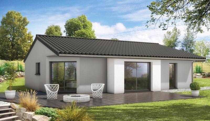 Maison  4 pièces + Terrain 1023 m² Surat par ELAN AUVERGNE