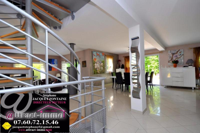 Vente maison / villa St maurice montcouronne 620000€ - Photo 7