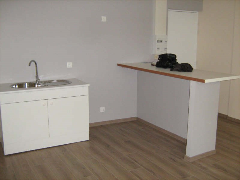 Rental apartment Bourgoin jallieu 400€ CC - Picture 1