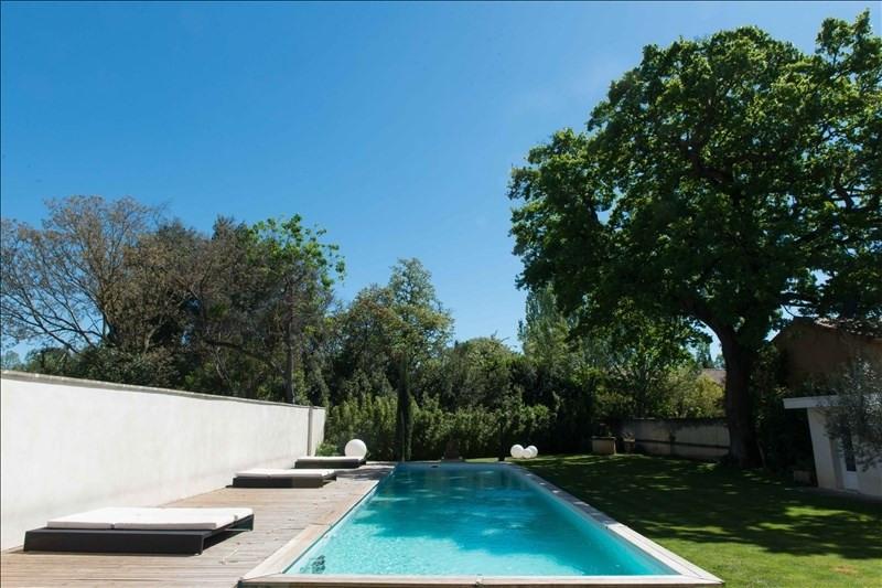 Revenda residencial de prestígio casa Montfavet 657000€ - Fotografia 2