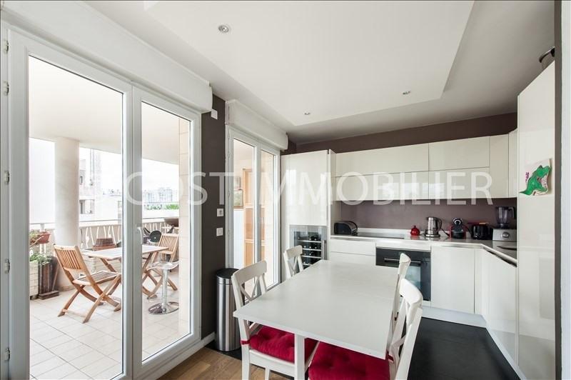 Verkoop  appartement Asnieres sur seine 495000€ - Foto 10