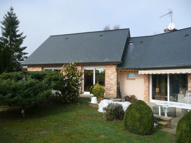 Life annuity house / villa Pont-audemer 50 000€ - Picture 1