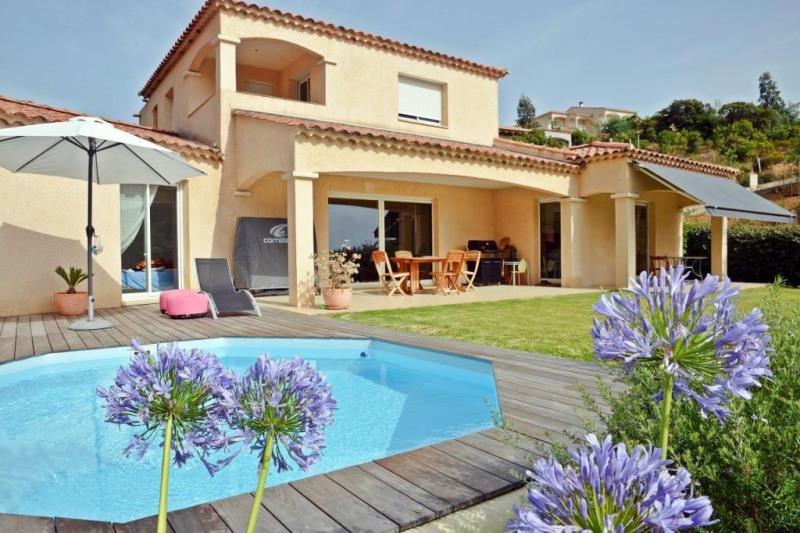 Sale house / villa Albitreccia 645000€ - Picture 4