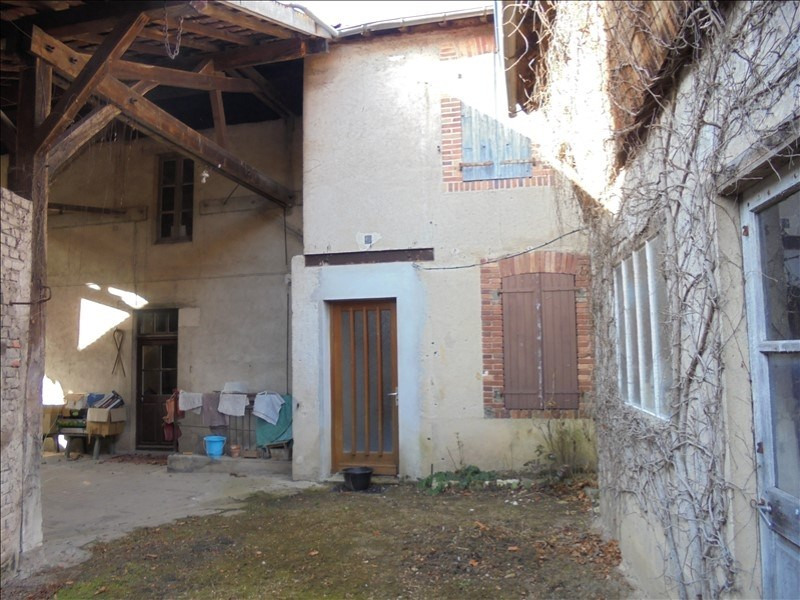 Vente maison / villa Chevagnes 55 000€ - Photo 4