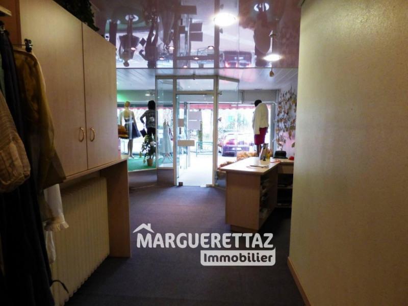 Commercial property sale shop Cluses 189000€ - Picture 5
